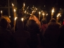 Lāčplēša diena Nīcā 11.11.2018. Foto: Dāvids Birulis