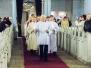 Reformācijas piecsimtgades dievkalpojums Liepājas Sv. Trīsvienības katedrālē. 31.10.2017. Foto: Normunds Kaprano
